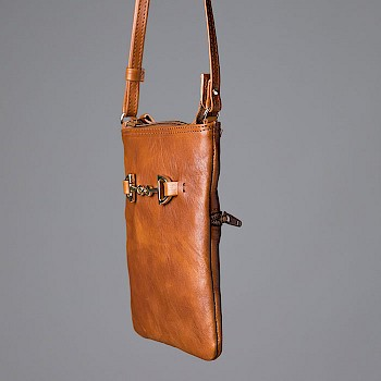 Horse-themed women shoulder bag, Jaana
